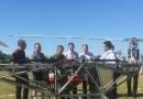 中國通用航空創新創業大賽組委會組織江蘇地