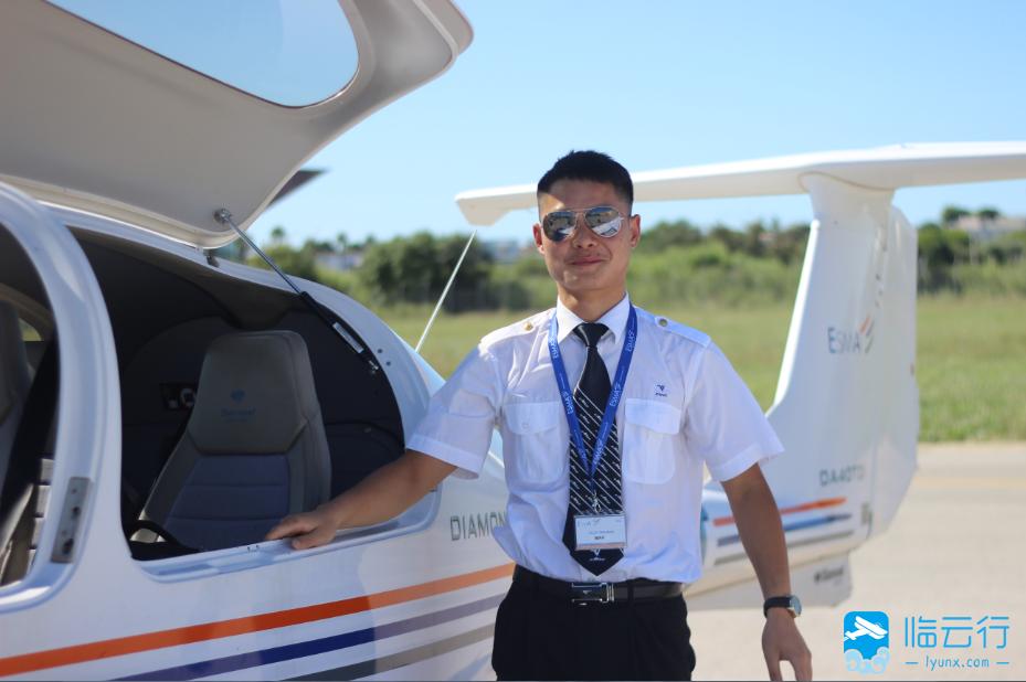法国ESMA航校——梦开始的地方 - 临云行 - 法国ESME航校·中飞院·飞行学员·单飞·麻焕沛
