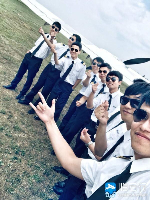 14级川航养成生飞行学员王健与张一哲捷克F-AIR航校学飞经历 - 临云行 - 捷克F-AIR航校,飞行学员,川航飞行员,飞行员张一哲,飞行员