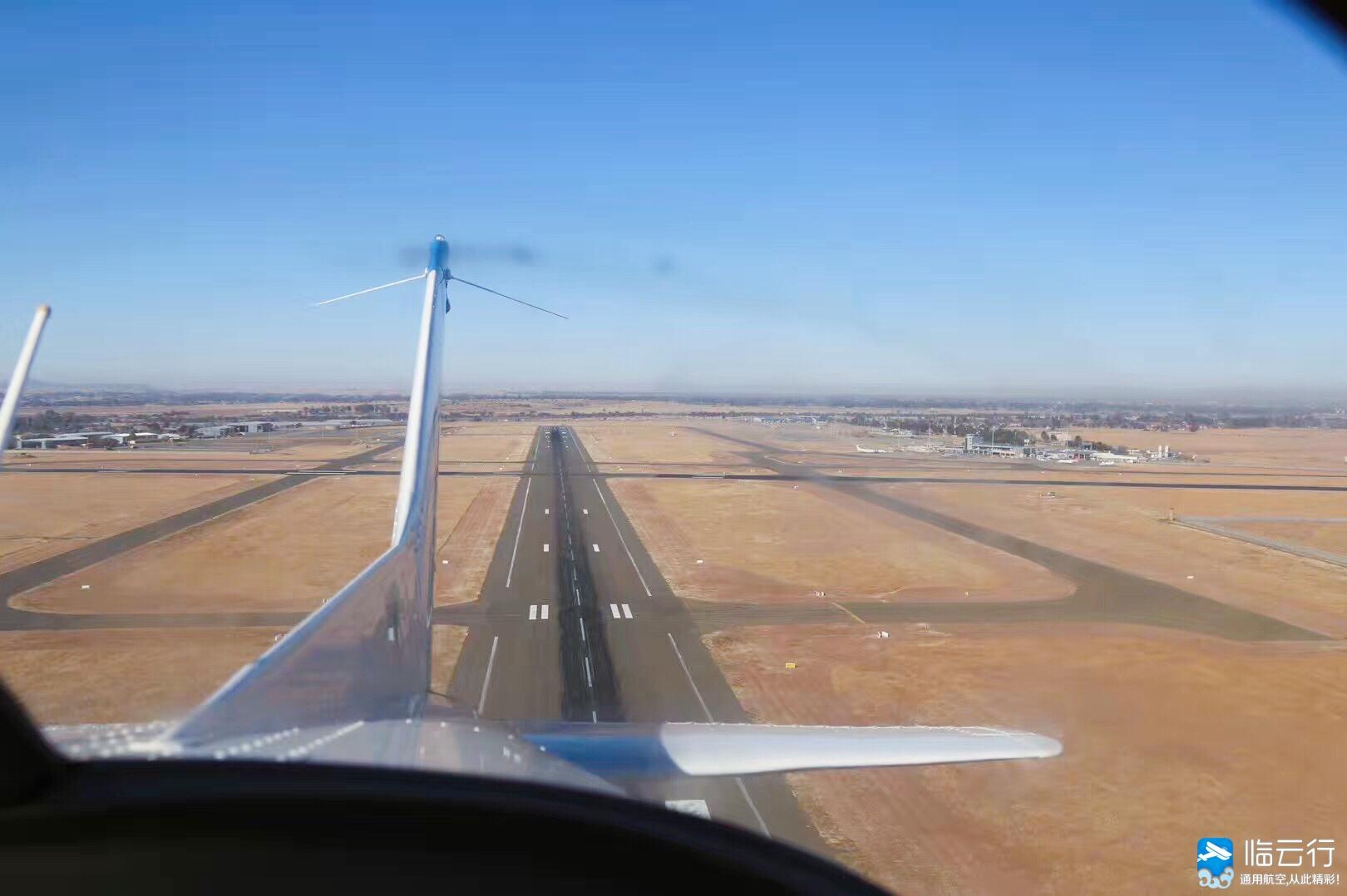在沙漠中学飞是什么样的体验?南非AIFA艾维航校西博福特学飞记 - 临云行 - 南航大,飞行学员,南非艾维航校,AIFA,西博福特,学飞,国外航校,私照,商照,仪表,飞行训练
