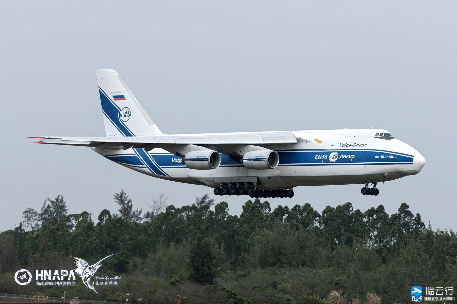 【蓝旗鱼摄影】来自伏尔加-第聂伯河的风[11P] - 临云行 - 安-124,鲁斯兰,伏尔加-第聂伯航空