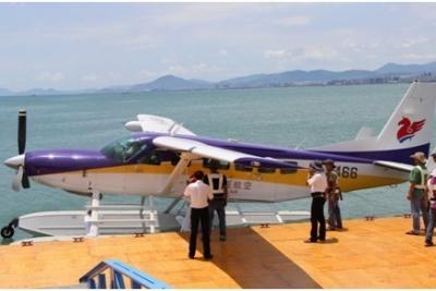 美亞旅航積極請戰防控疫情 可隨時參與水陸兩棲救援和緊急物資運送任務