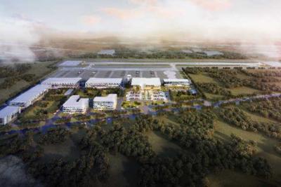 总投资5.78亿元!山东济南商河通用机场开工建设