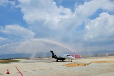 喜讯!云南弥勒东风通用机场正式通航