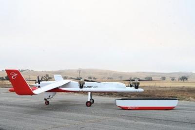 4000万美元!货运无人机初创公司Elroy Air获A轮融资